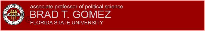 Professor Brad T. Gomez