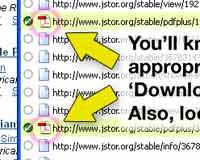 Select links