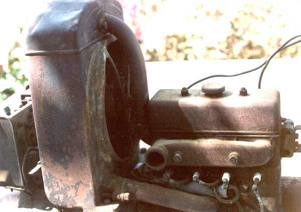 Kohler A on Kohler Engine Parts